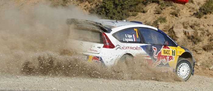 Sebastien Ogier - Photo Credit: Citroen Racing