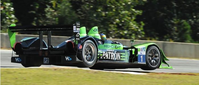 Patron Highcroft Racing - Photo Credit: Patron Highcroft Racing