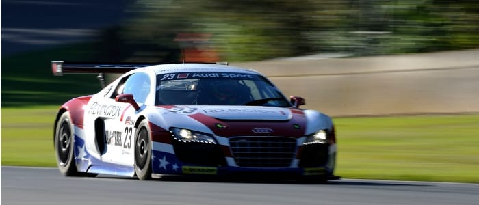 United Autosports in FIA GT3 competition - Photo Credit: United Autosports