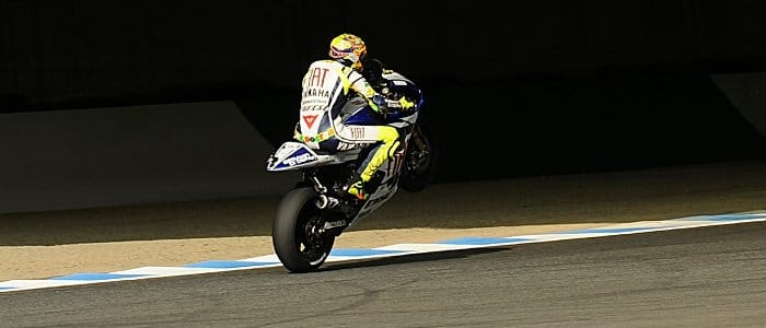 Valention Rossi - Photo Credit: Bridgestone Motorsport