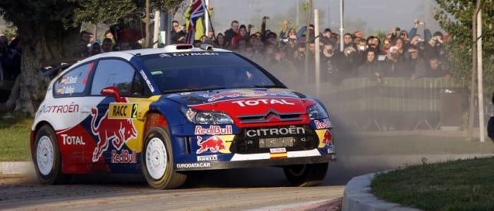 Dani Sordo - Photo Credit: Citroen Racing