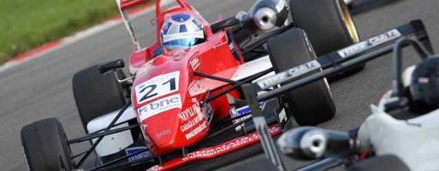 Formula 3 cars between 1980 and 2005 are eligible for competition in the MSV F3 Cup