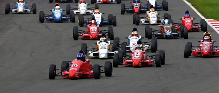 Formula Ford - Photo credit: Jakob Ebrey Photography
