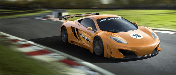 McLaren-GT3