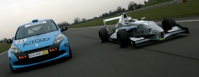Both the Clio Cup and Formula Renault UK series will fall under the SRO banner