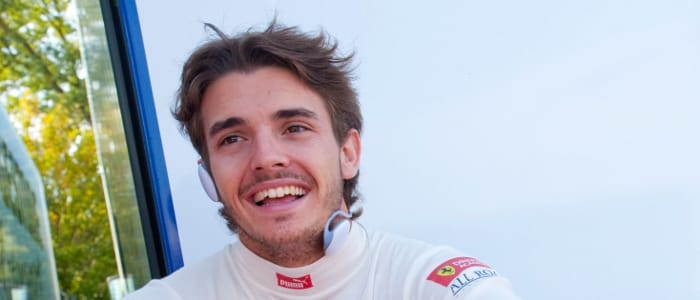 Jules Bianchi - Photo Credit: Alistair Staley/GP2 Media Service
