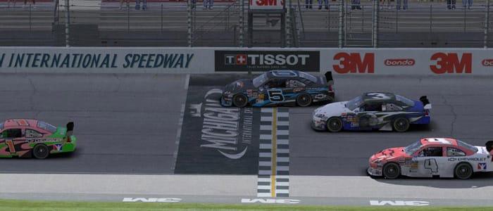 NASCAR-iRacing