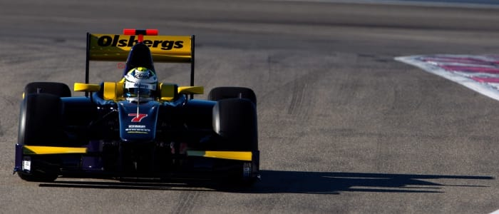 Super Nova at the 2010 test - Photo Credit: Alastair Staley/GP2 Media Service