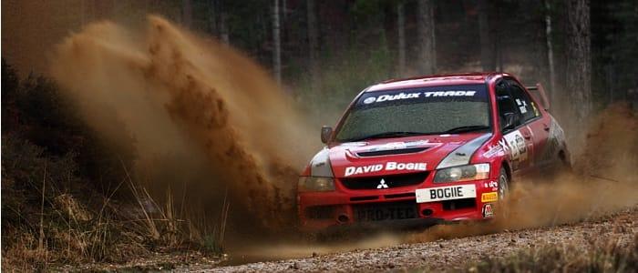 David Bogie - Photo Credit: Neil Tozer/ PDM Motorsport Imaging