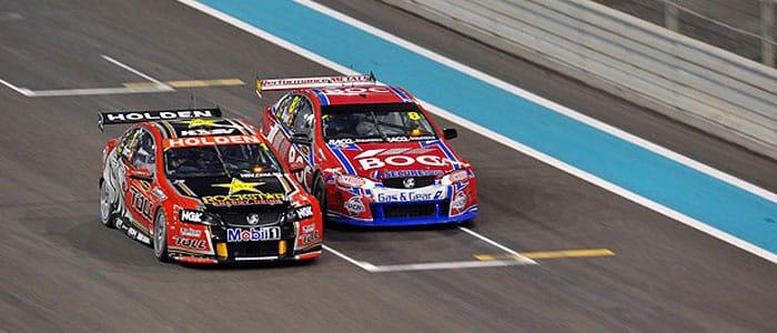 James Courtney - Photo: Holden Racing Team