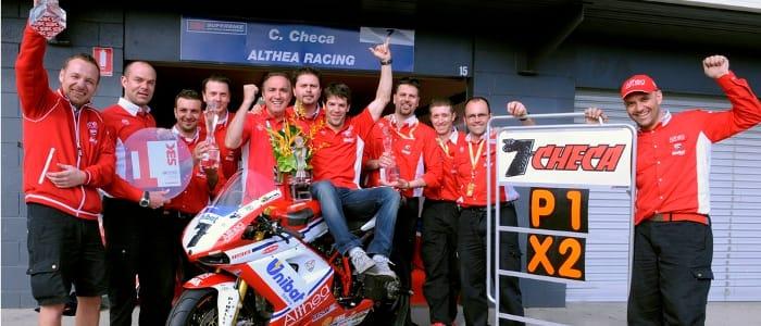 Photo Credit: Althea Racing