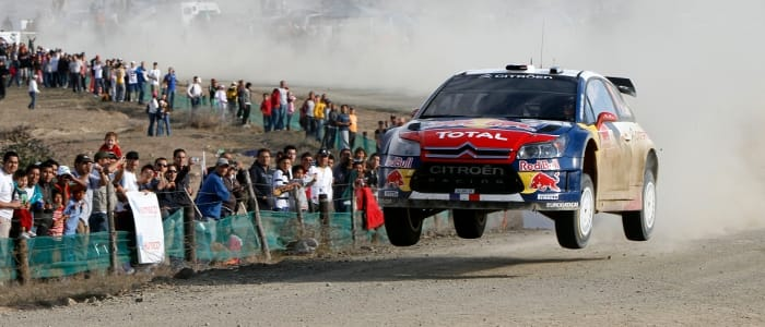 Photo Credit: Citroën/McKlein/Red Bull Content Pool