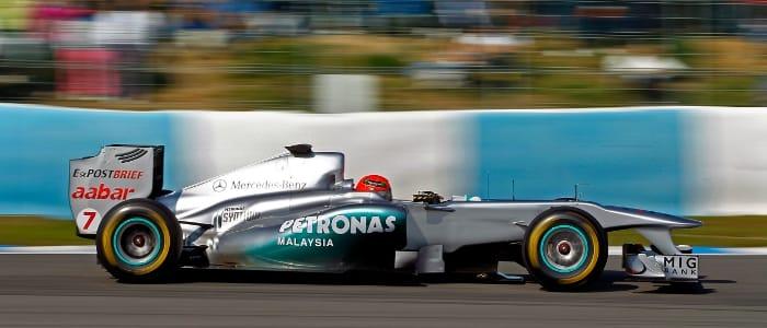 Photo Credit: Mercedes GP Petronas