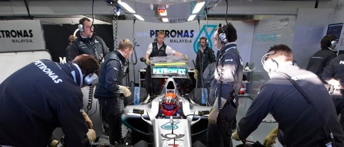 Photo Credit: Mercedes GP Petronas