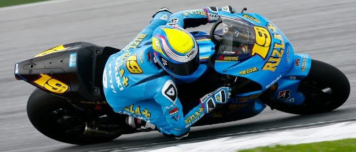 Photo Credit: Rizla Suzuki Moto GP