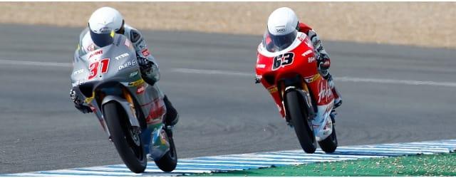 125cc action - Photo Credit: MotoGP