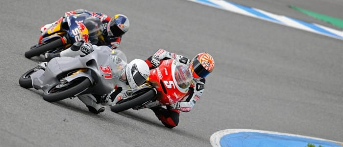 125 action - Photo Credit: MotoGP.com