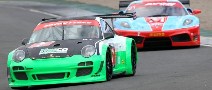 Avon Tyres British GT Championship
