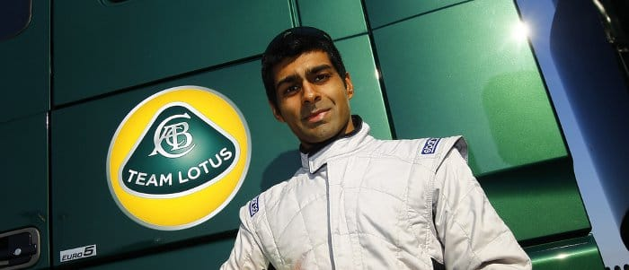 Karun Chandhok - Photo Credit: Glenn Dunbar/LAT Photographic