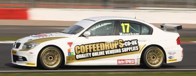Geoff Steel Racing - Photo Credit: BTCC.net