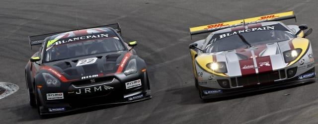 FIA GT1 - Photo Credit: DPPI