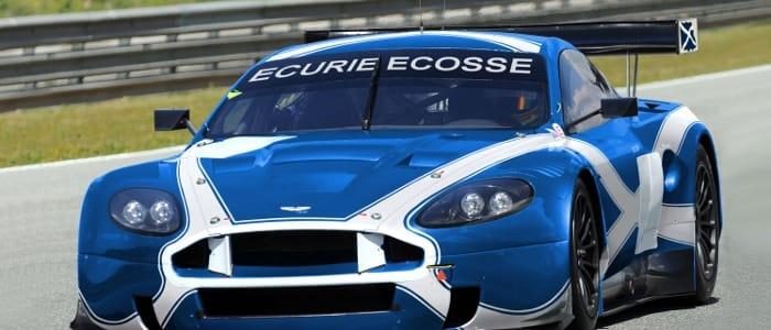 Ecurie Ecosse Aston Martin