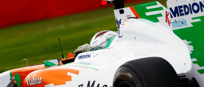 Force India - Photo Credit: Force India