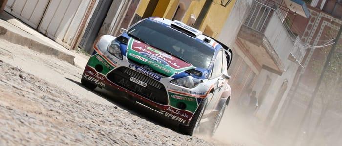 Ford WRC - Photo Credit: Worldrallypics.com