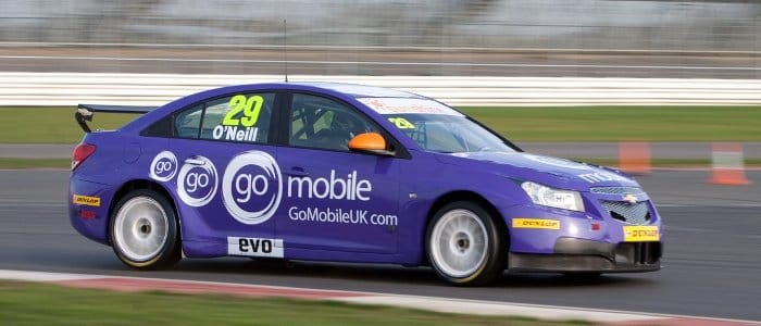 Paul O'Neill - Photo Credit: SpeedSnaps.co.uk