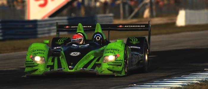 Photo Credit: Patron Highcroft Racing
