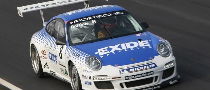 Juta Exide Livery - Photo Credit: Juta Racing