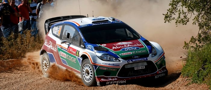 Latvala - Photo Credit: Worldrallypics.com