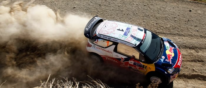 Photo Credit: Citroen Racing