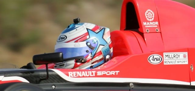 Ollie Millroy confirmed his status as one of the 2011 Formula Renault 2.0 UK Championship contenders with an impressive performance during the series' official two day test at Croft. The...