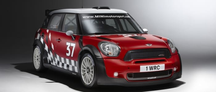 Photo Credit: Mini WRC Team
