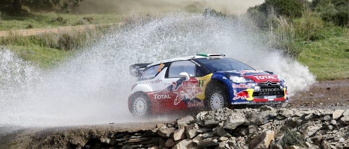 Ogier - Photo Credit: Citroen Racing Media