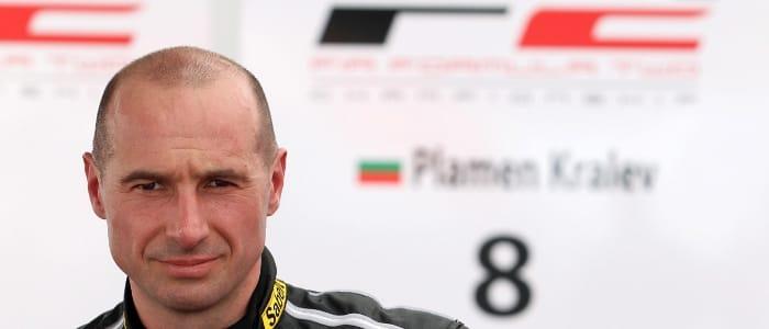 Plamen Kralev will return to Formula Two for 2011