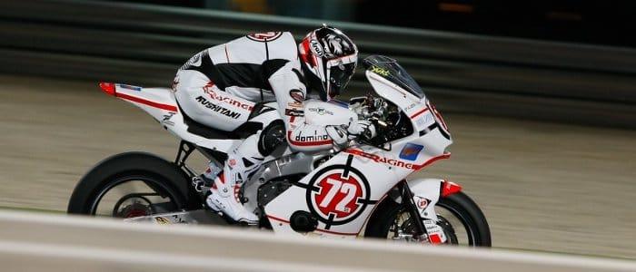 Takahashi - Photo Credit: MotoGP.com