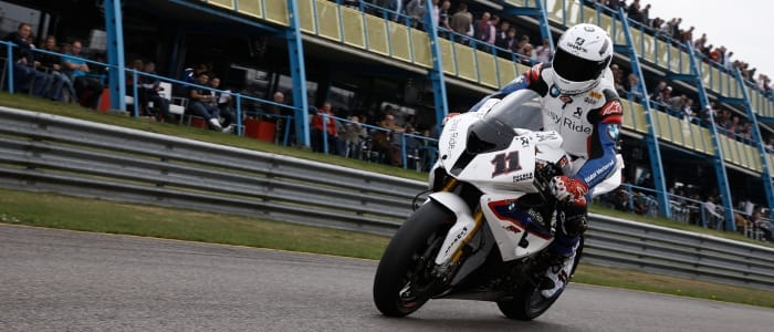 Troy Corser - Photo Credit: BMW AG