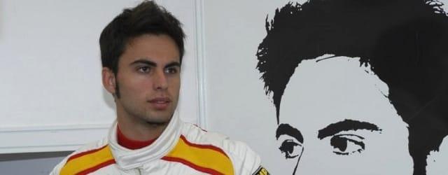 Adrian Campos Jr. - Photo Credit: Auto GP