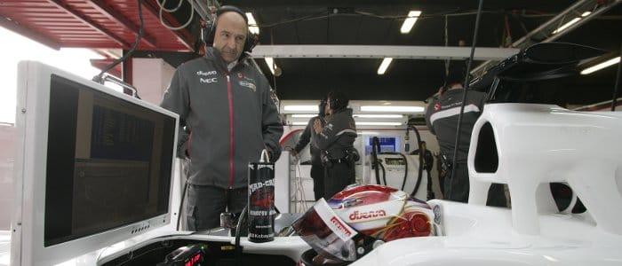 Peter Sauber - Photo Credit: Sauber Motorsport AG