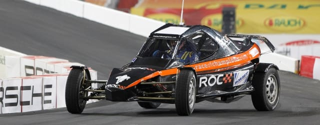 Race of Champions - Photo Credit: Race of Champions