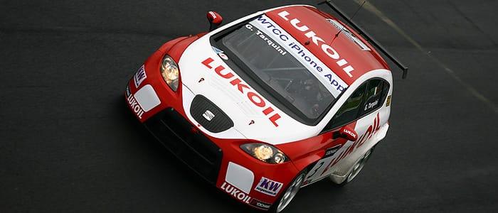 Tarquini - Photo credit: fiawtcc.com