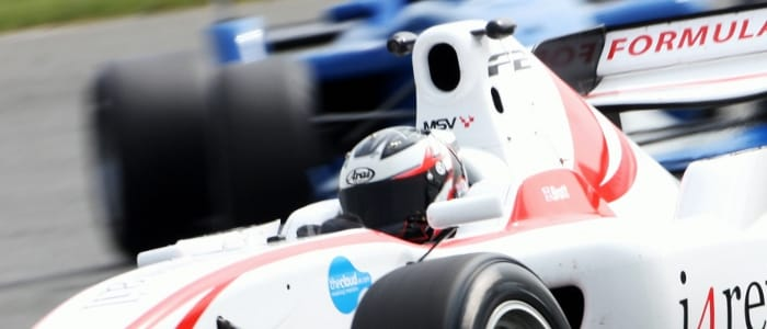 Will Bratt - Photo Credit: FIA Formula 2 Championship