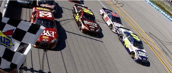 Talladega - Photo Credit: Todd Warshaw/Getty Images for NASCAR