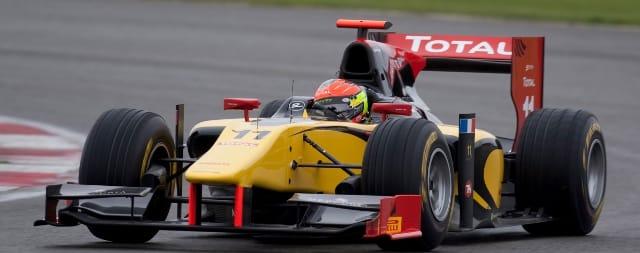 Romain Grosjean - Photo Credit: Malcolm Griffiths/GP2 Media Service