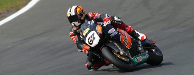 Byrne at Oulton Park - Photo Credit: Honda Racing