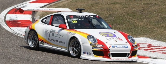 Imperatori - Photo Credit: Porsche Carrera Cup Asia