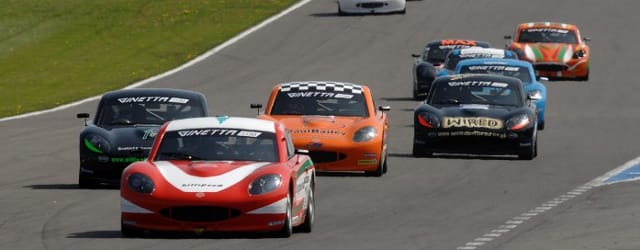 Ginetta Juniors - Photo Credit: Chris Gurton Photography