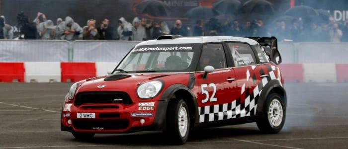 Mini WRC - Photo Credit: BMW AG